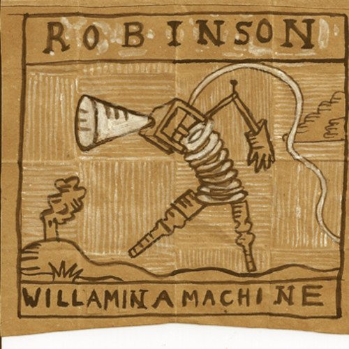 Interview – Alt-folk songwriter Robinson