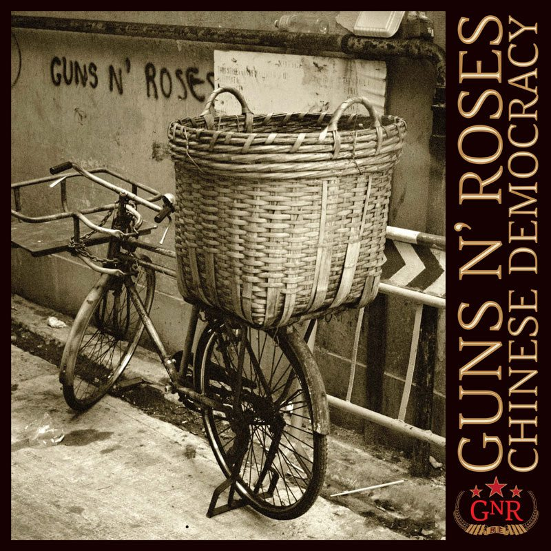 New material on the radar from Guns 'n' Roses