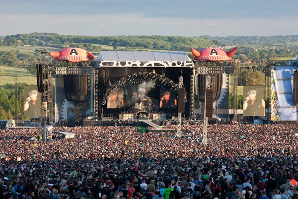 Download Festival announces Muse as Saturday headliners