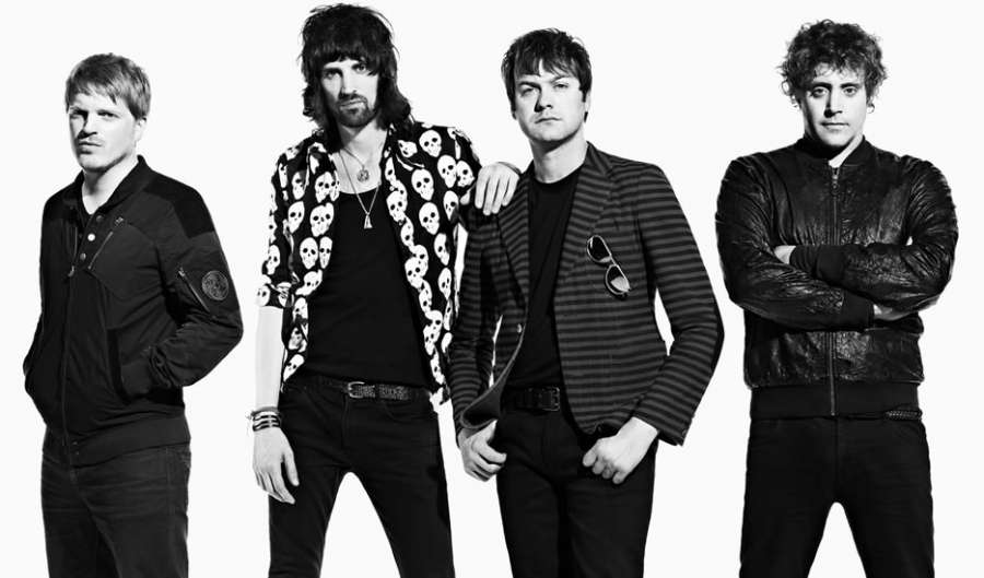 Festival news: Kasabian to headling T in the Park
