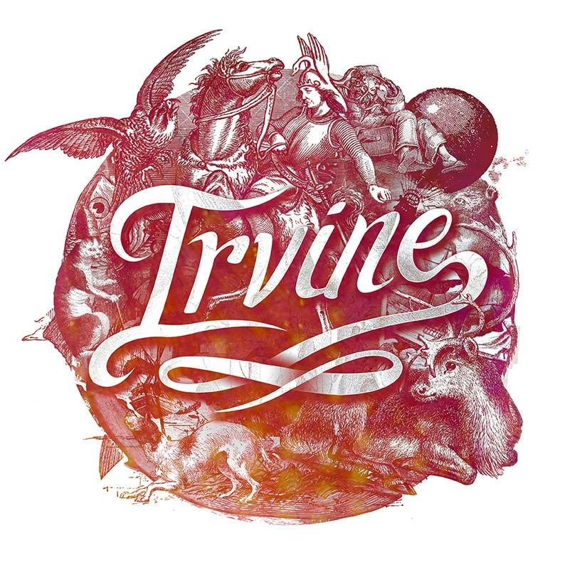 Irvine's new self-titled album out now – follow @IrvineBand