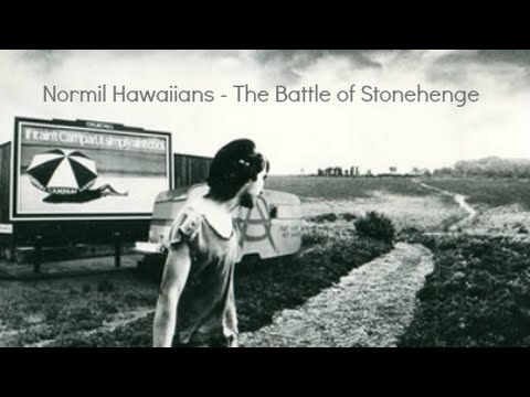 Lunchtime Listen: Normil Hawaiians – 'The Battle of Stonehenge'