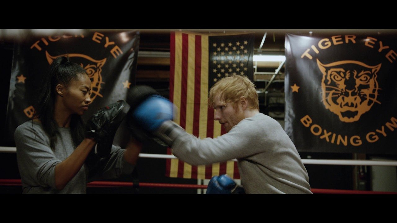 Ed Sheeran Shape Of You Official Video The Music Site