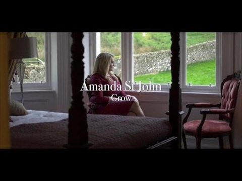 Spotlight song of the day: Amanda St John, 'Grow' – out today!