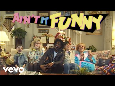 Danny Brown – Ain't It Funny (Official Video, dir. Jonah Hill) @xdannyxbrownx @JonahHill