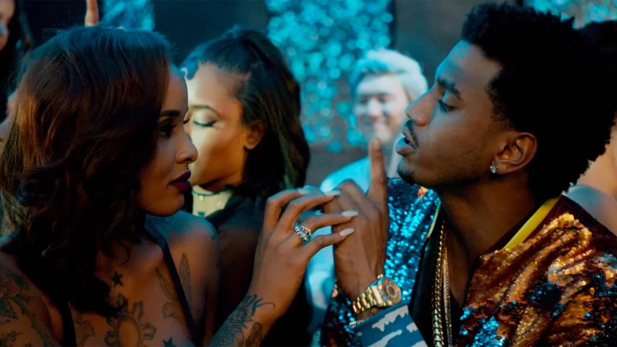 Trey Songz – Song Goes Off [Official Music Video] @TreySongz #TreySongz
