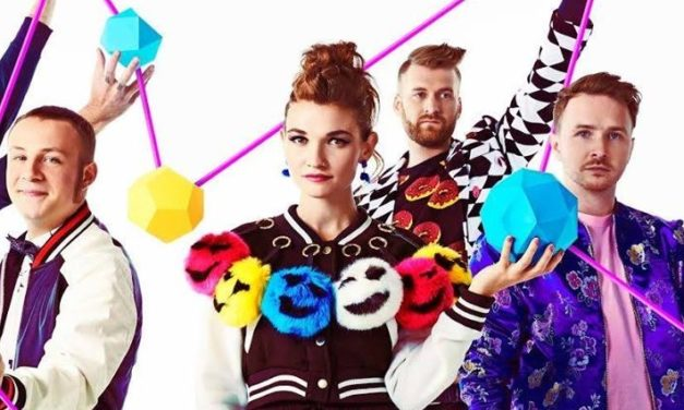 MisterWives Release New Single 'Coloring Outside The Lines'   @MisterWives