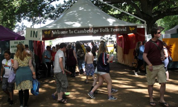 The Cambridge Folk Festival 27th-30th July