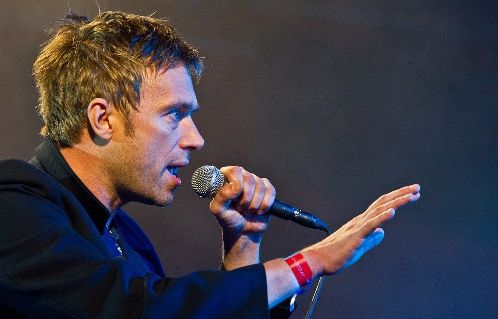Damon Albarn reveals new tracks from his first ever solo album
