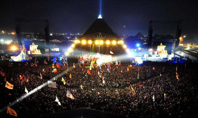 Mini-news: Glastonbury acts see rise in streaming figures