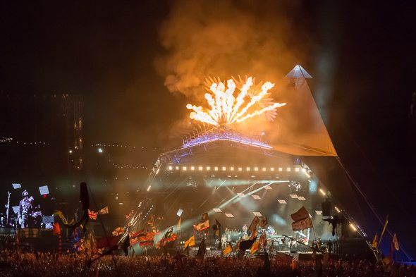 Festival news: Glasto for The Black Keys, and Wireless confirm Tinie Tempah, Robin Thicke, Labrinth and more