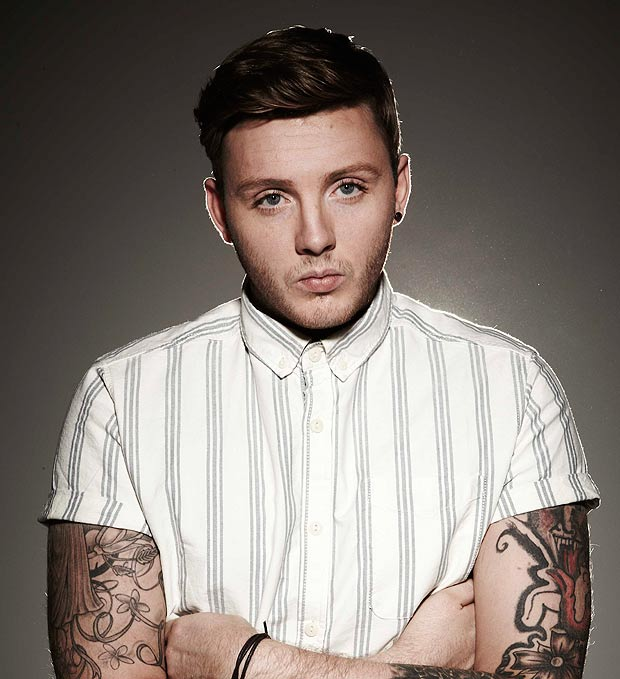Has James Arthur been dropped by his label?