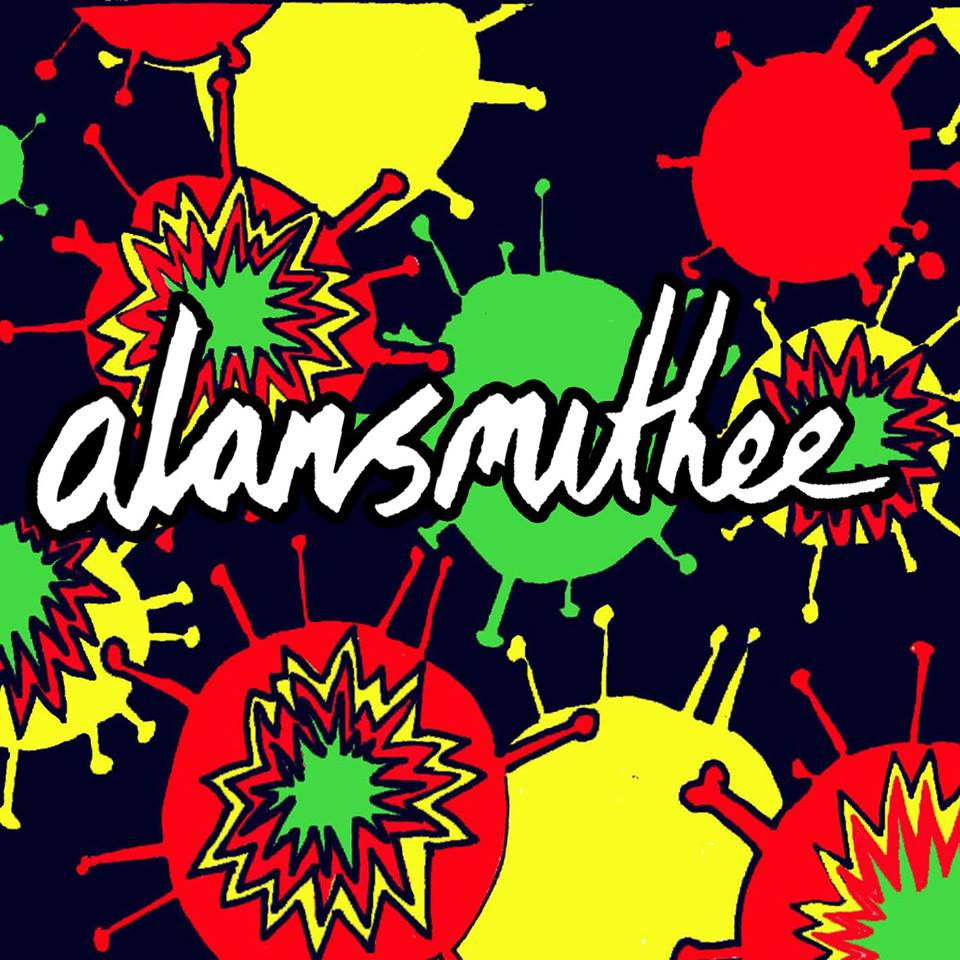 alansmithee double A-side single 'Snooze'/'The Almighty Alan Smithee Blues' released April 7th