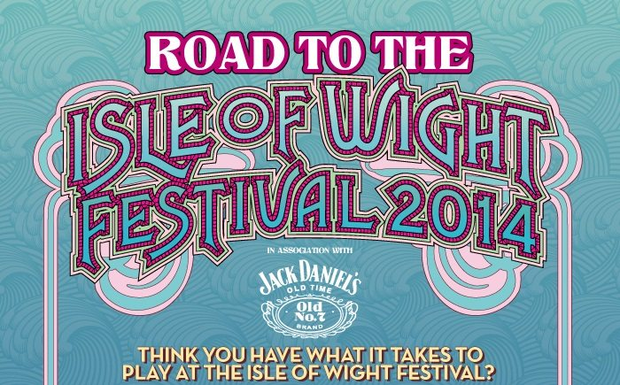 ISLE OF WIGHT FESTIVAL: Do you want to play at The Isle Of Wight Festival?