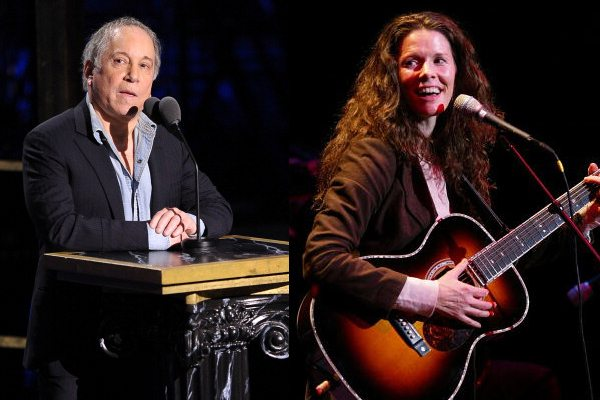 Disorderly conduct charge for Paul Simon and wife Edie Brickell