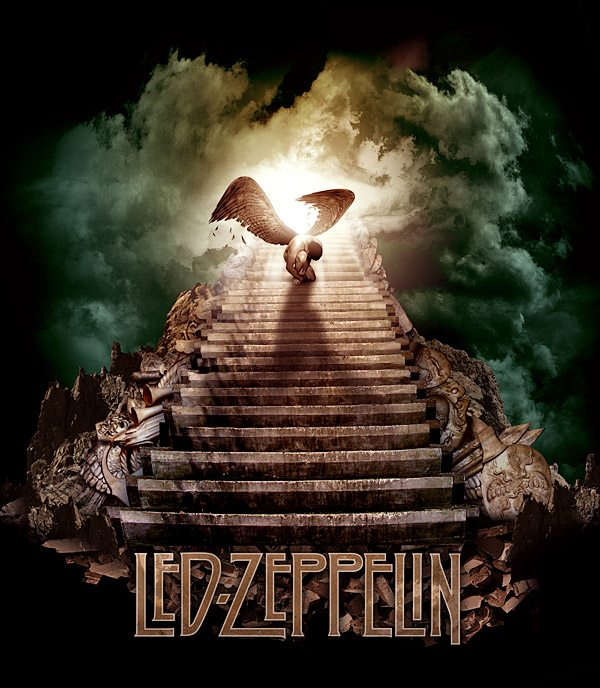 Led Zeppelin accused of copyright infringement over 'Stairway To Heaven'
