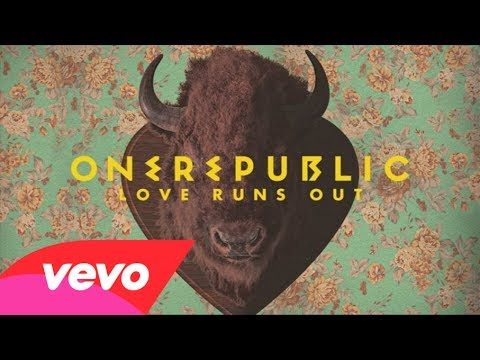 OneRepublic – Love Runs Out (Lyric Video)