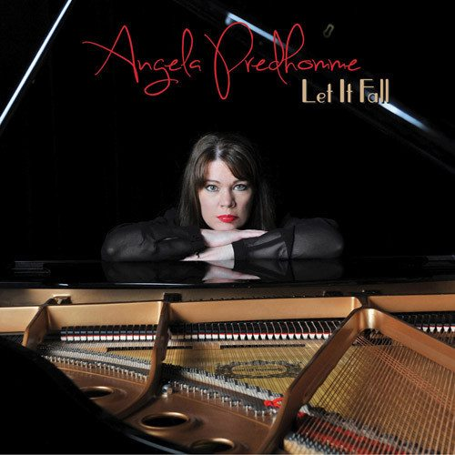 'Let It Fall' album out now from Angela Predhomme