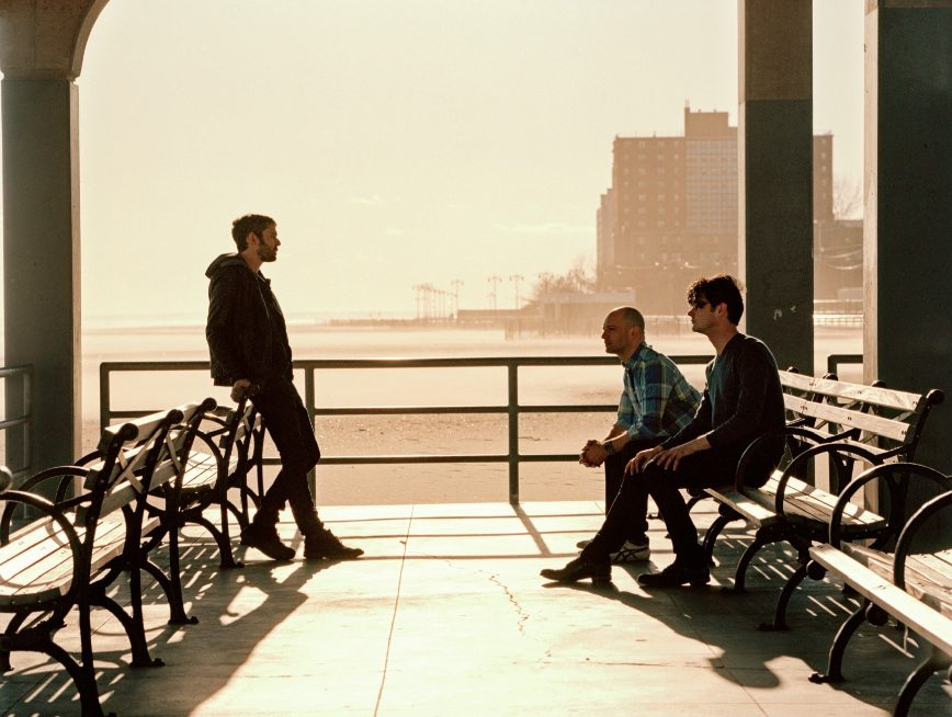 The Antlers announce Marika Hackman as Autumn tour support + New album 'Familiars' released today – follow @TheAntlers