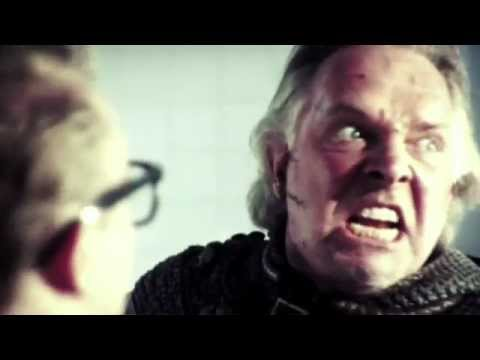 Rik Mayall's 'Noble England' (OFFICIAL VIDEO)