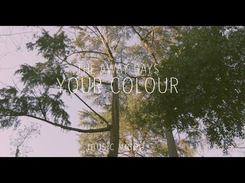 Single Review – The Away Days, 'Your Colour' – follow @TheAwayDays