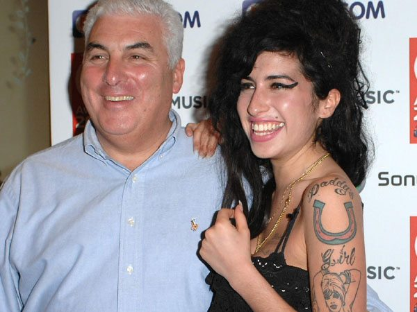 Charity album from Mitch Winehouse, father of Amy, set to raise money for drug and alcohol awareness