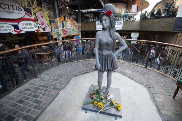 Mini-news: No posthumous music from Amy Winehouse
