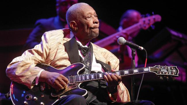 Mini-news: Legendary guitarist BB King ends US tour early due to illness