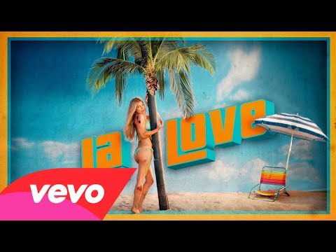 Fergie – 'L.A.LOVE (la la)' ft. YG [Official Video]