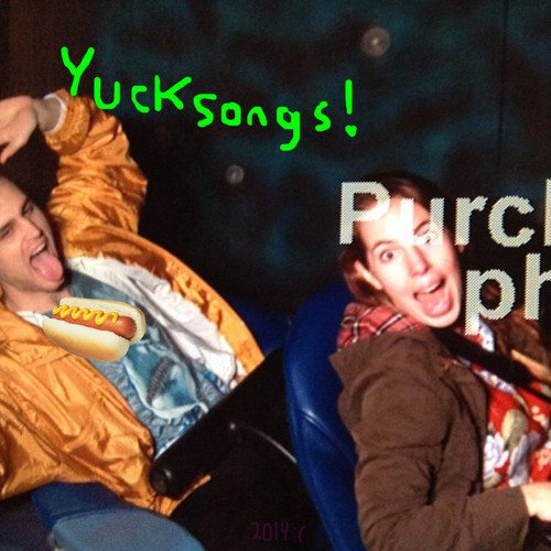 Terror Pigeon album 'Yucksongs' out now
