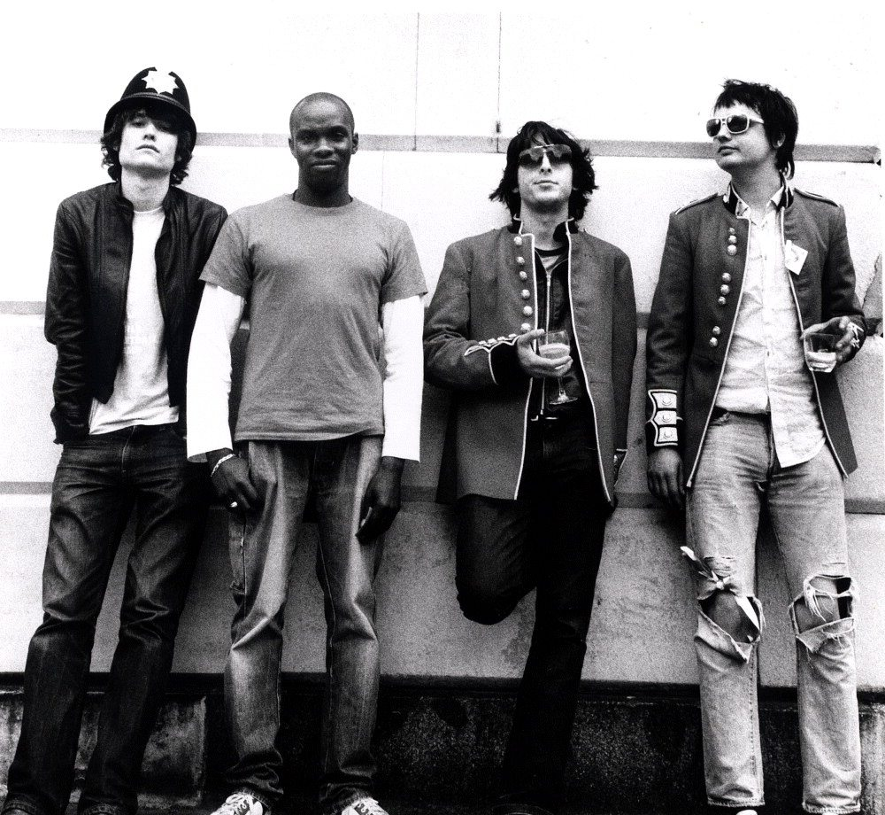 Mini news: New music and T in the Park headline spot for The Libertines