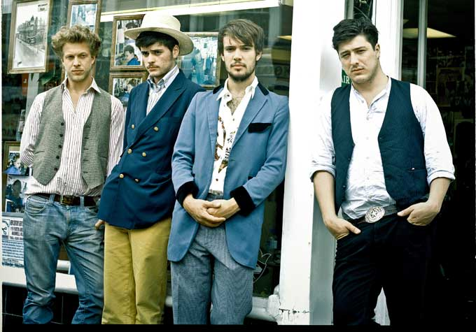 Mini-news: Release date confirmed for new Mumford & Sons album