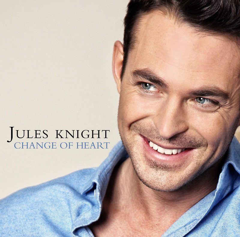 Out today – Jules Knight releases debut album 'Change of Heart'