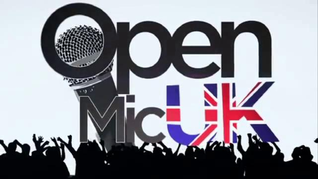 Music competition: auditions for Open Mic UK 2015 are announced!