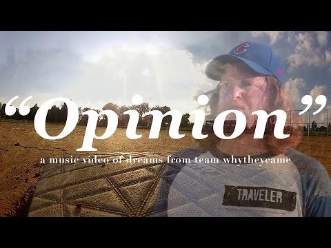 Lunchtime Listen: Why They Came, 'Opinion' (official video)