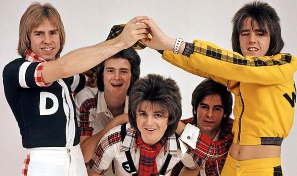 Bay City Rollers to reunite