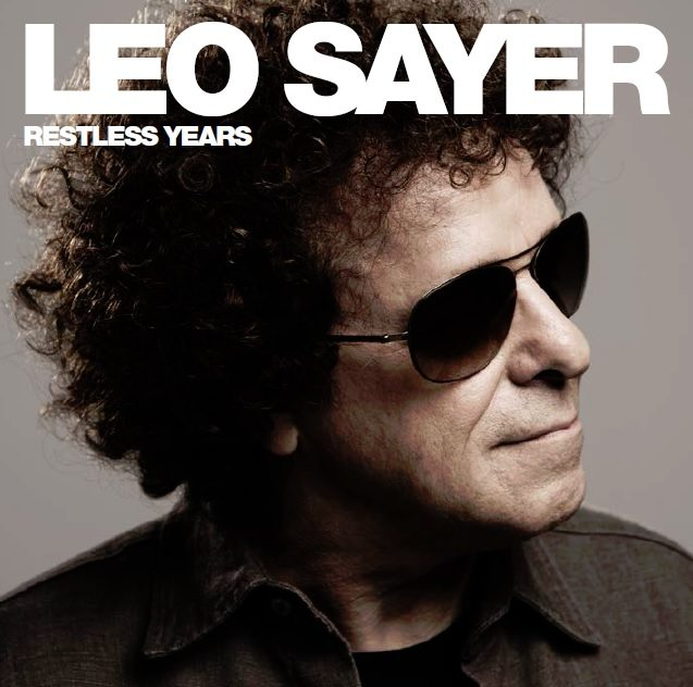 Leo Sayer returns with new album 'Restless Years'