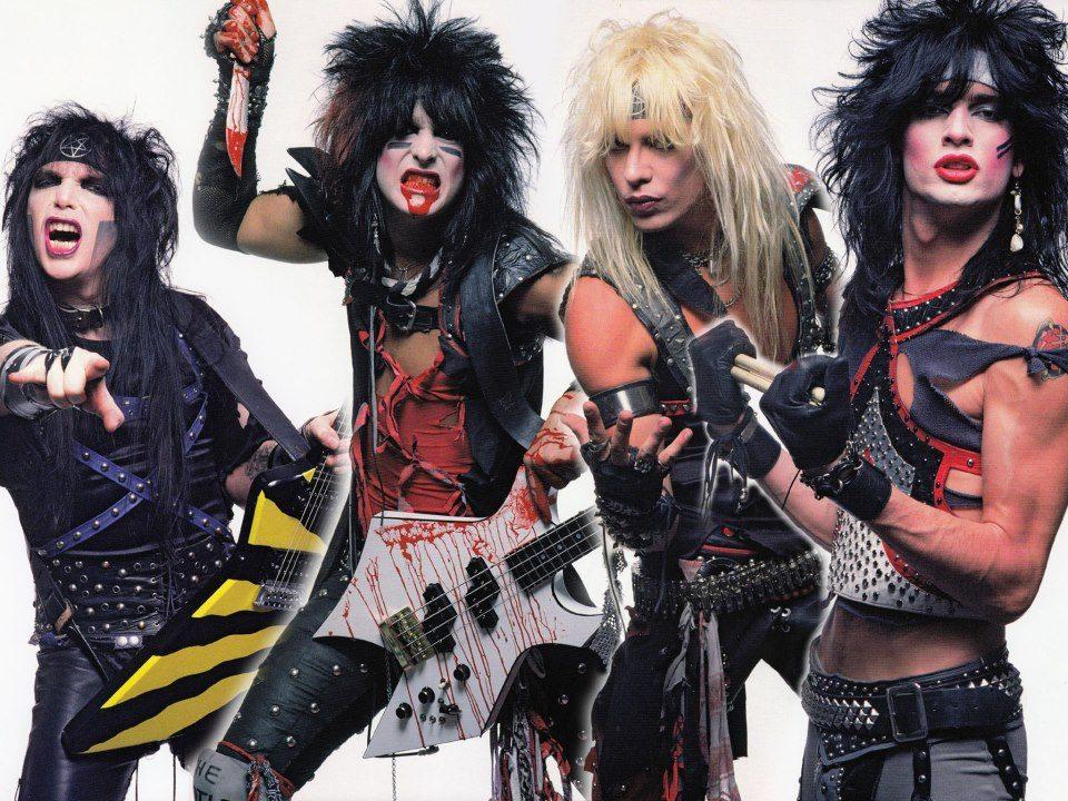 Mötley Crüe announce last ever Vegas show
