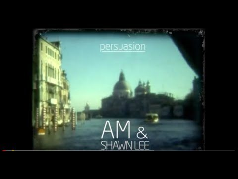 Lunchtime Listen: AM & Shawn Lee – 'Persuasion' [Official Music Video]
