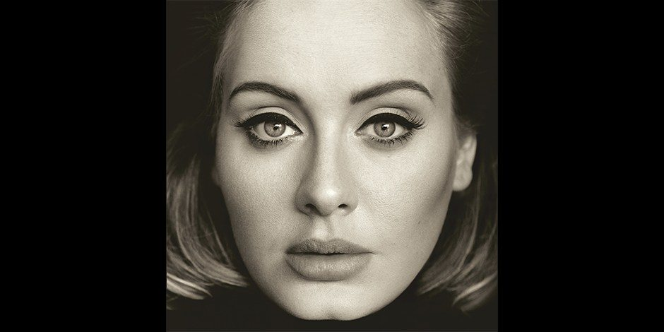 Adele album surprises nobody by threatening several sales records