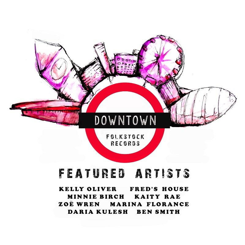 Folkstock celebrate emerging talent with 'Downtown' album and live gigs