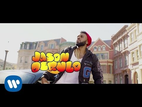 "Lunchtime Listen: Jason Derulo – ""Get Ugly"" (Official Music Video)"