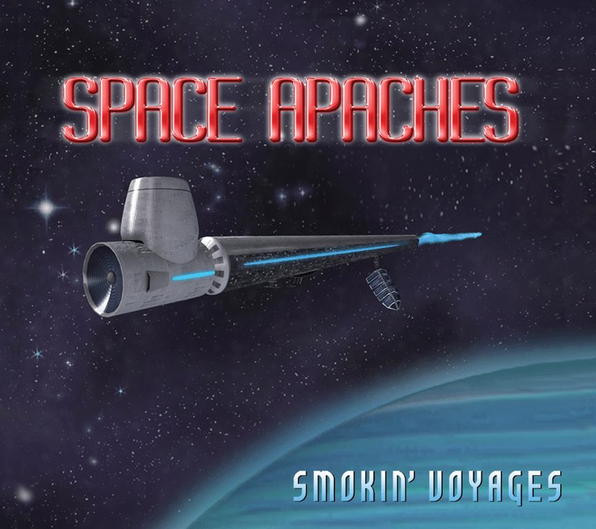 Single Review – Space Apaches – Empty – follow @spaceapaches