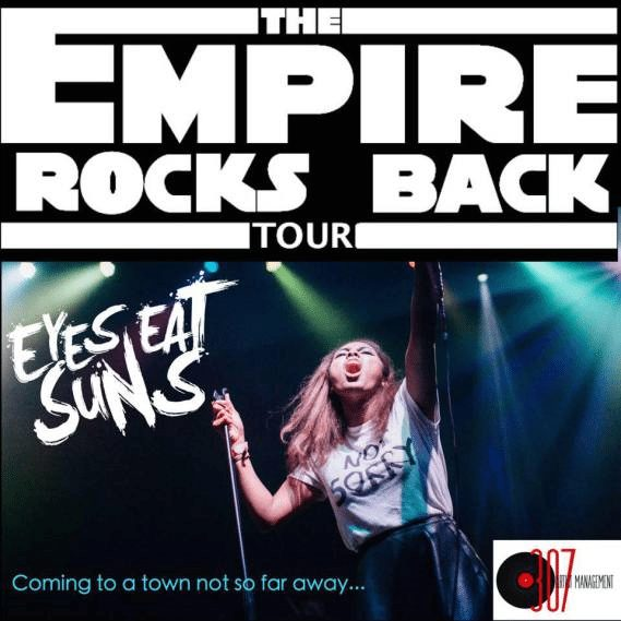 Interview- The Empire Rocks with Eyes Eat Suns