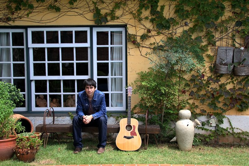 Interview – Eric Taylor Escudero, 'We Were Young and It Was Morning' album out now