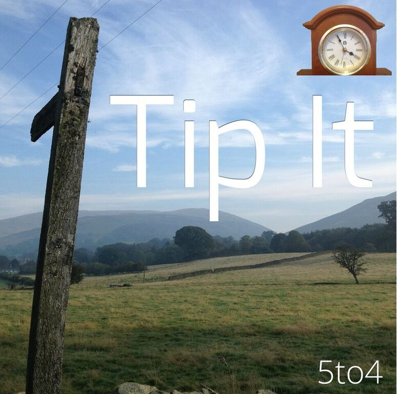 Album Review – 5to4 – Tip It