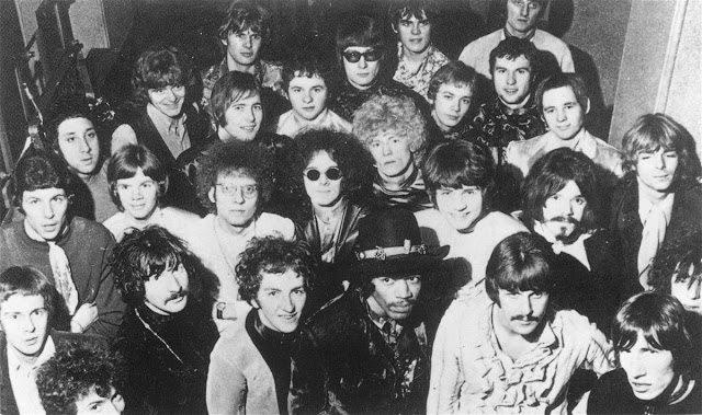 #MusicFacts | Wild Things UK Tour 1967