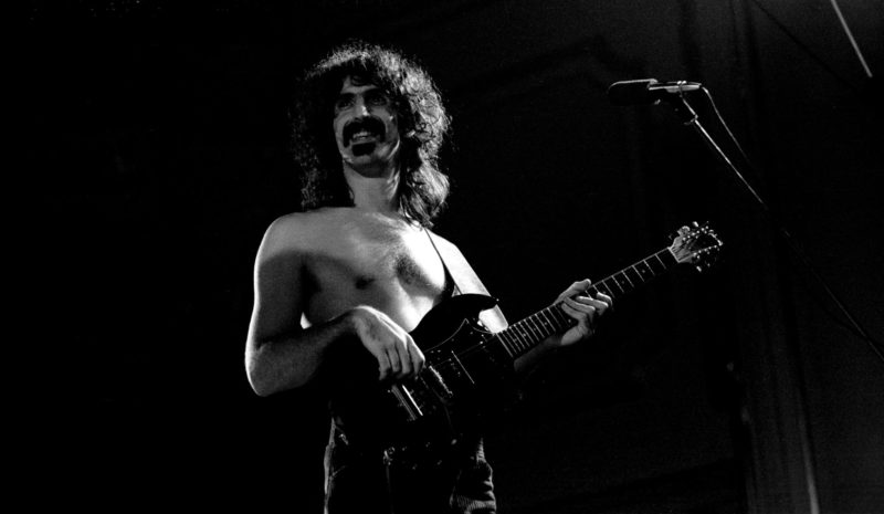 #MusicFacts | 25 Frank Zappa Music Facts