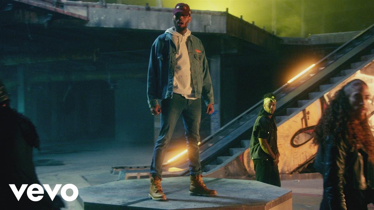 Chris Brown – Party ft. Gucci Mane, Usher