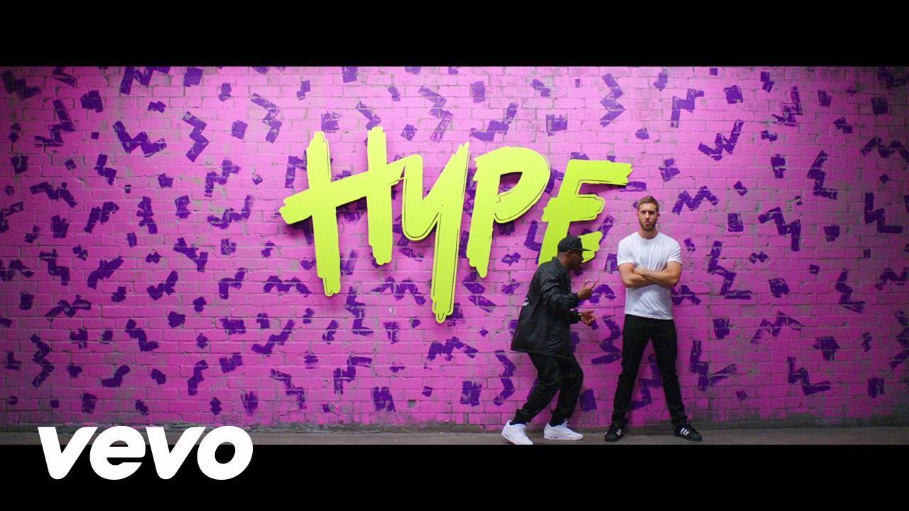Dizzee Rascal, Calvin Harris – Hype